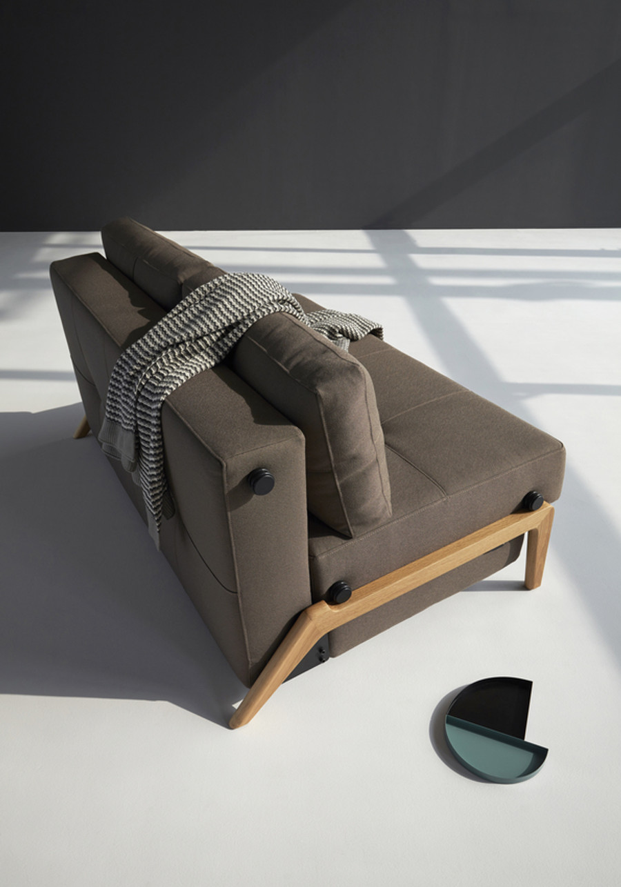 Slate Brown fabric
