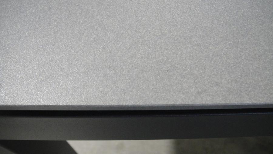 speckle grey top