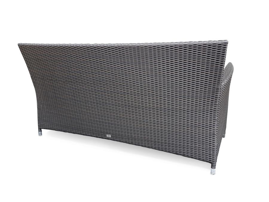 Madrid outdoor sofa - 6mm weave wicker