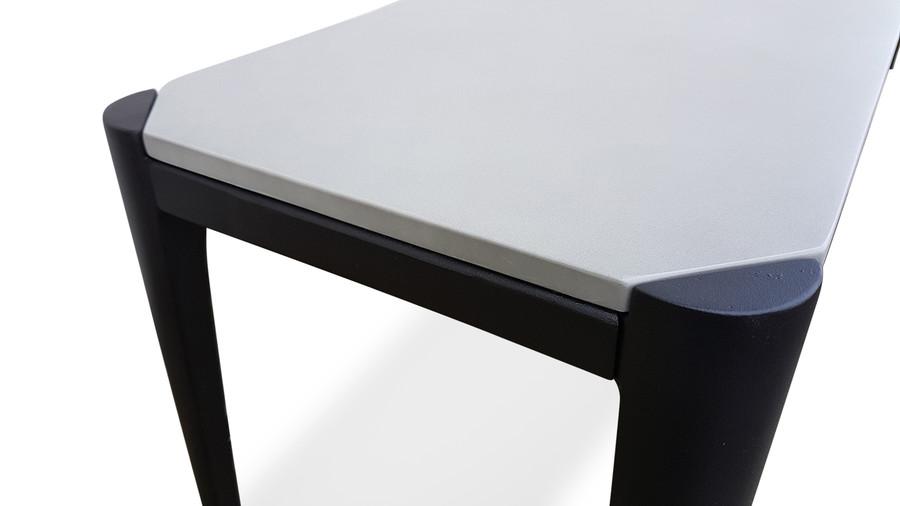 Vera Lightweight Fibre Cement Outdoor Bench