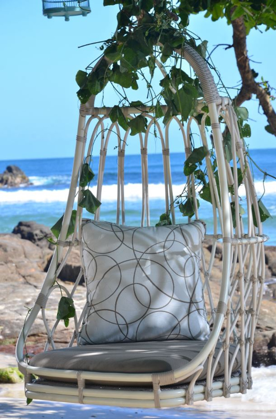 Margherita Outdoor Hanging Egg Chair