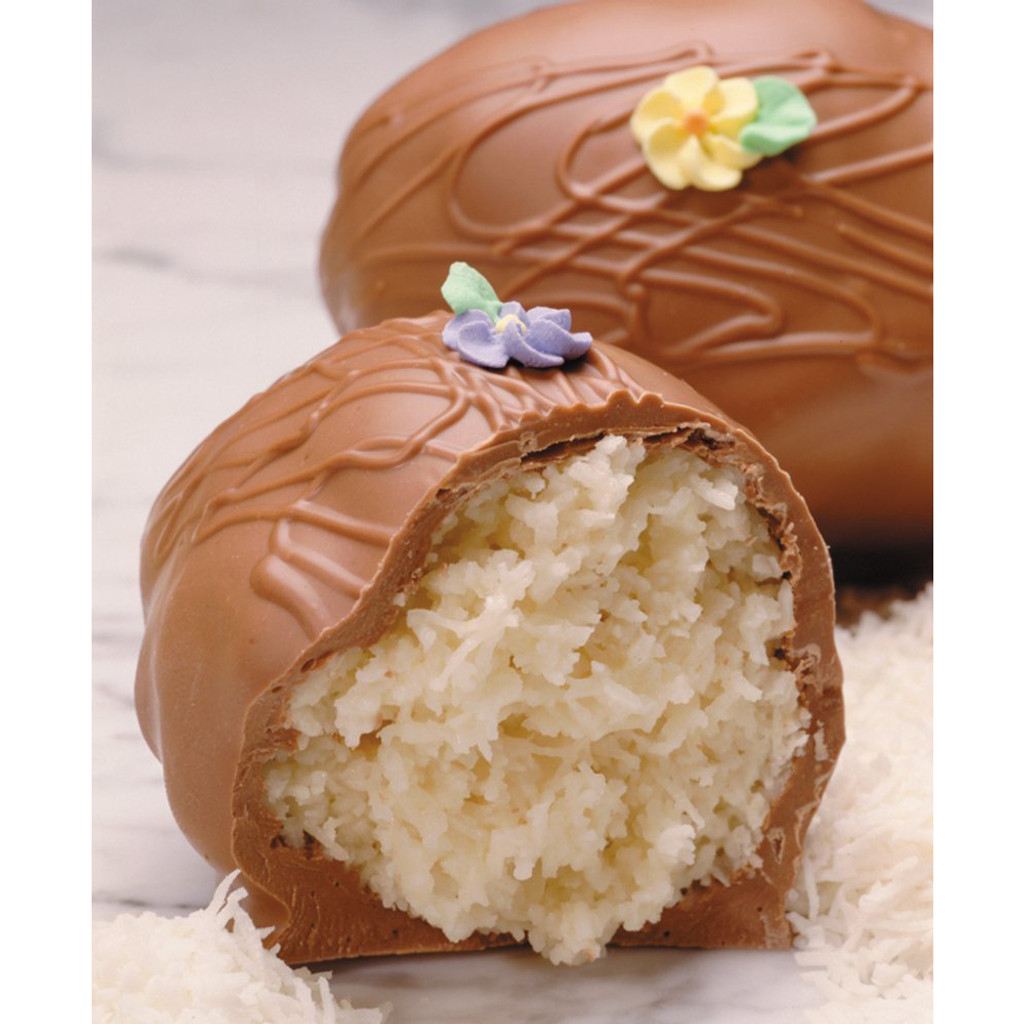 Coconut Egg, Milk Chocolate