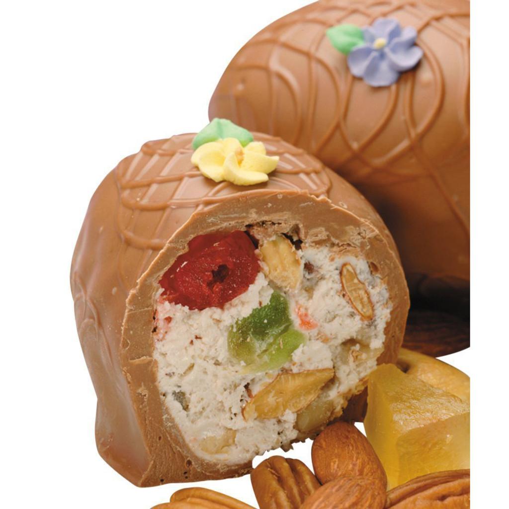Fruit and Nut Egg, Milk Chocolate