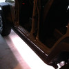 Under Carriage Lighting Application