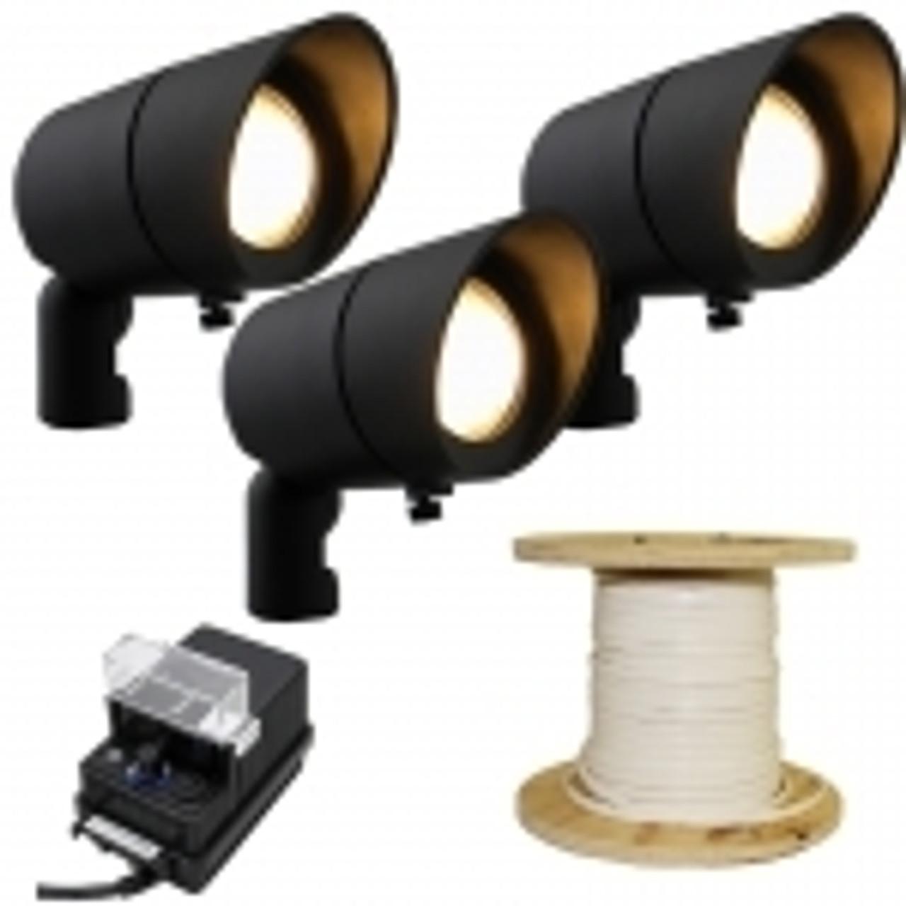 Led Diy Landscape Lighting Kits Aqlighting
