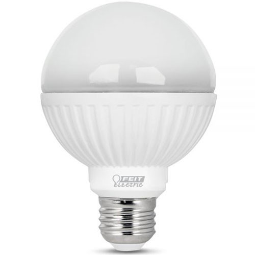 Frosted Decorative Warm White Globe Light Bulb Aqlighting