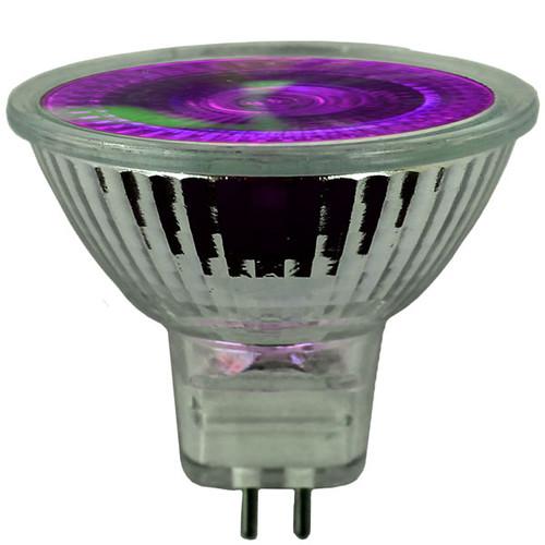 12V 20w Purple Halogen MR16 Flood Light Bulb