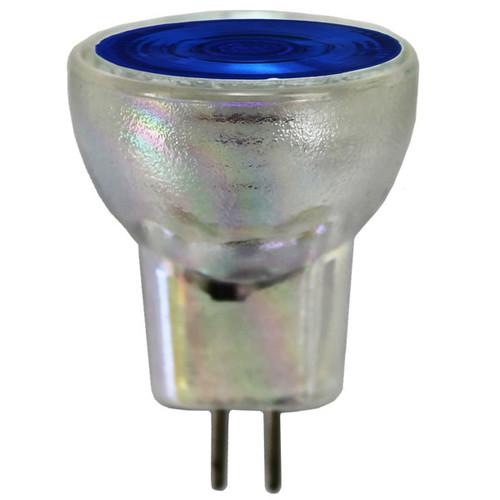 12V 35w Blue Halogen MR8 Flood Light Bulb