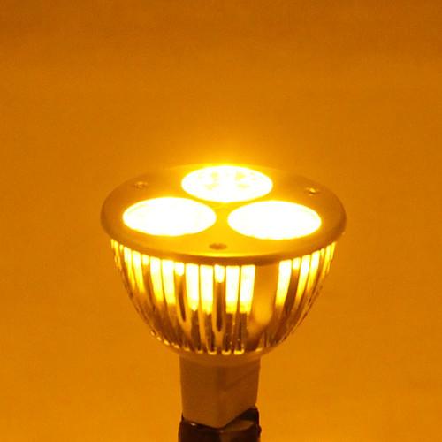 ... Yellow LED Wide Spot MR16 Light Bulb (low light conditions) & Brilliant Yellow LED MR16 Wide Spot Light Bulb   AQLighting