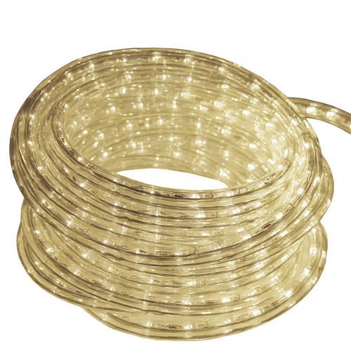12V LED Dimmable Warm White Rope Light - 50ft
