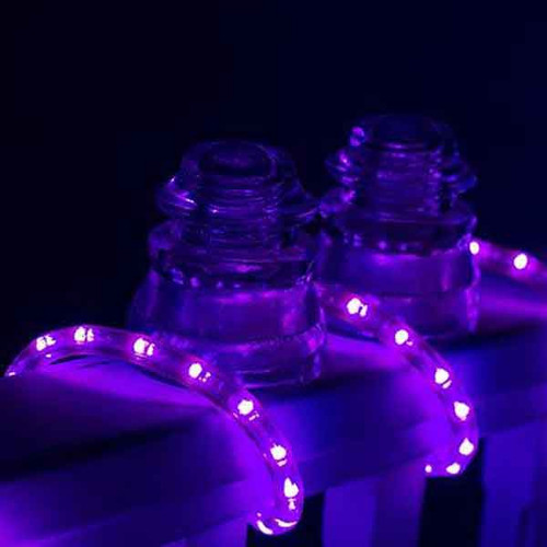 Dimmable led purple rope light 150ft spool aqlighting 120v dimmable led ip65 waterproof purple type 513 rope light 150ft aloadofball Choice Image
