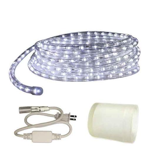 120V Custom Cut Cool White LED Type 513 Rope Light - 513PRO-SERIES