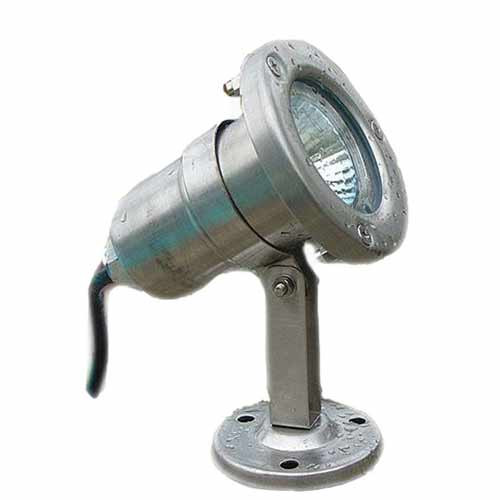 Stainless Steel Spotlight With Surface Base Mount - PSS-BSDX-898