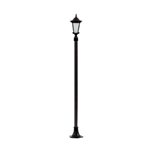 120V Fluorescent Gabriella Lamp Post Light - GM1110 - DABMAR