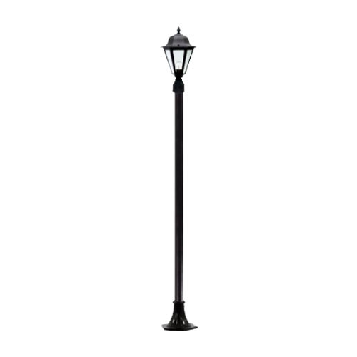 120V 60w Daniella Lamp Post Light - GM1301 - DABMAR