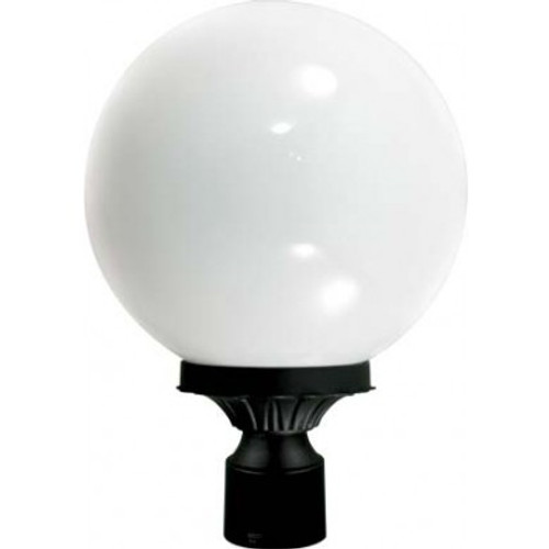 120V Fluorescent Emily Post Top Mount Light - GM241 - DABMAR