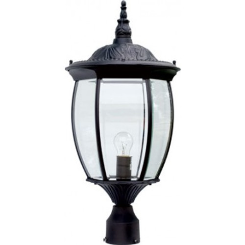 120V Fluorescent Victoria Post Top Mount Light - GM102-13 - DABMAR