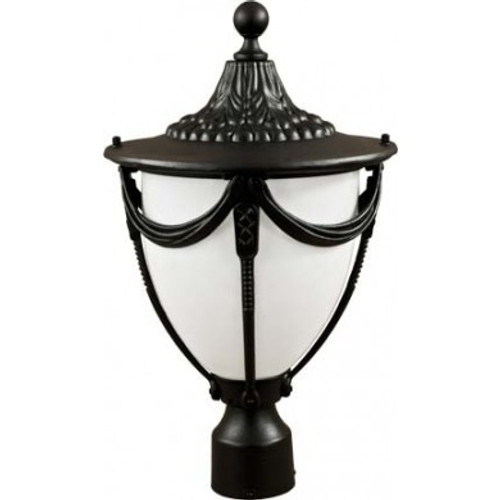 120V Fluorescent Rachel Lamp Post Light - GM481 - DABMAR