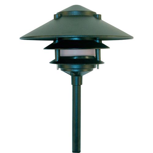 12V Cast Aluminum Large Top 3 Tier Pagoda Light Fixture - LV103 - DABMAR
