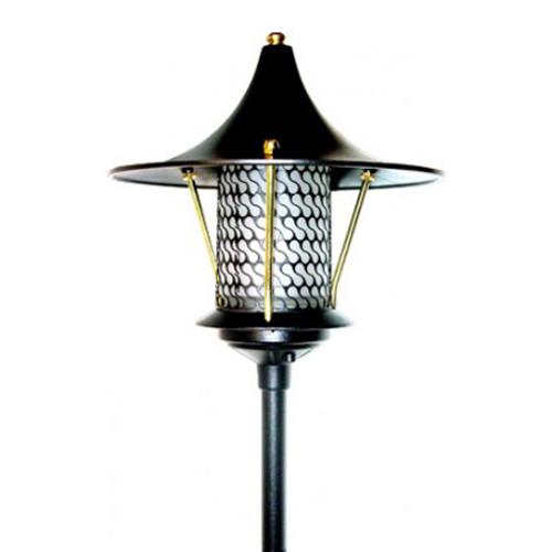 12V Cast Aluminum Flair Top Pagoda - LV106A - DABMAR