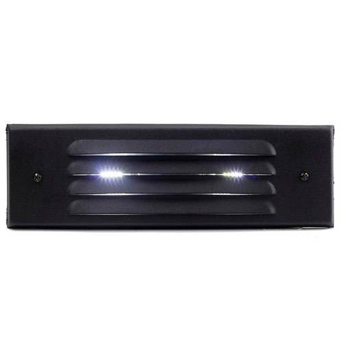 LED Brass & Copper Louver Deck Light - PRLEDLBHL