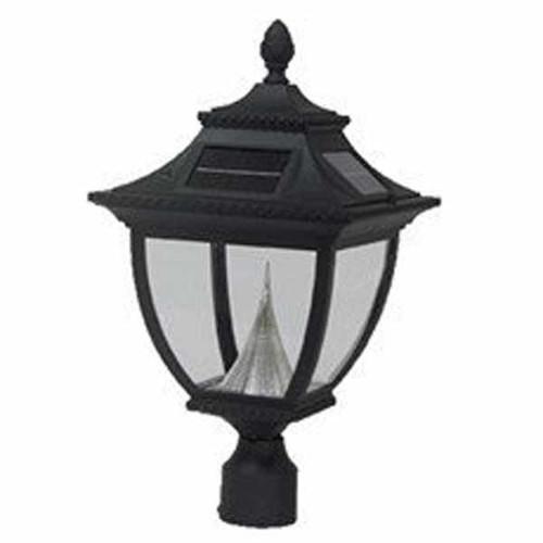 Pagoda Solar Lamp Post Top Lantern GS-104F