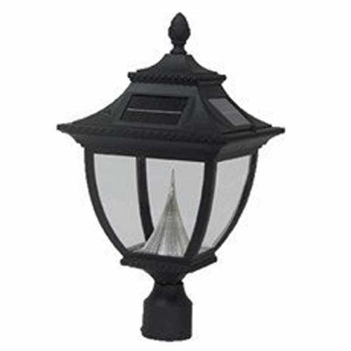 Pagoda Solar Lamp Post Top Lantern GS-104F