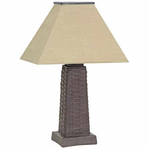 LED Outdoor Solar Table Lamp   Terra Furniture Bali