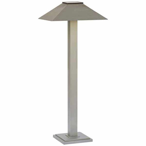 LED Outdoor Solar Floor Lamp - Terra Furniture Contemporary