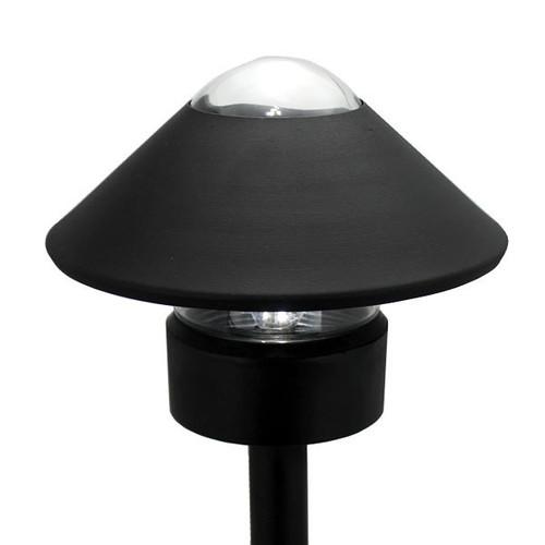 12V LED Single Tier Post Mount Pagoda LED-PPC370