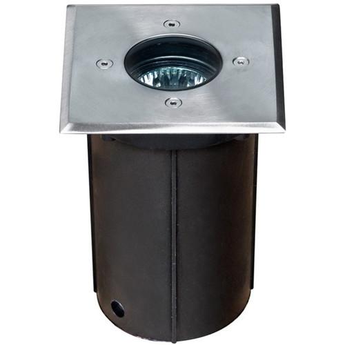 12V LED In Ground Square Face Stainless Steel Well Light - LED-LV310 - DABMAR