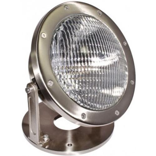 12V LED Marine Grade 316 Stainless Steel Large Underwater Flood Light - LV-LED302-SS316 - DABMAR