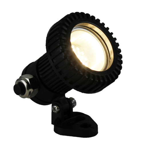 12V LED Marine Grade Composite Mini Underwater Spotlight - LEDUM001