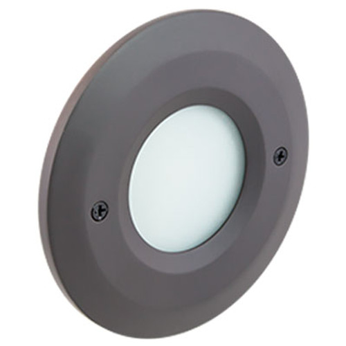 "120V 2.5w 4"" LED Circular Accent Step Light - OUTER CIRCLE"