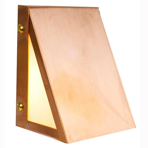 """4"""" Copper Mini Ramp Deck Accent Light - PDDX55"""