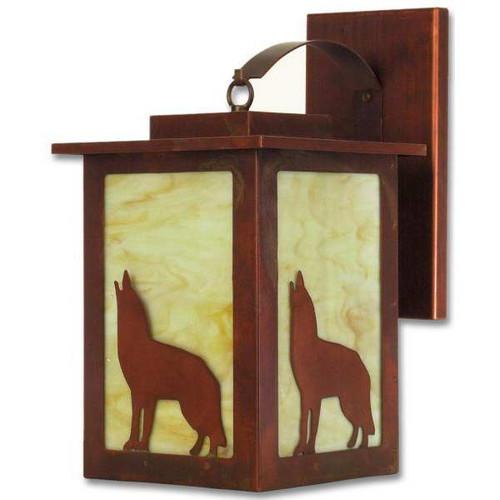 Wildlife Wall Lantern XPW1-6010
