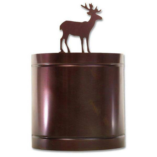 Wildlife Curved Wall Sconce XPW-0172