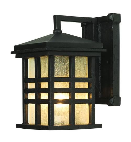 "Rustic Craftsman 10"" Wall Lantern - 4635"