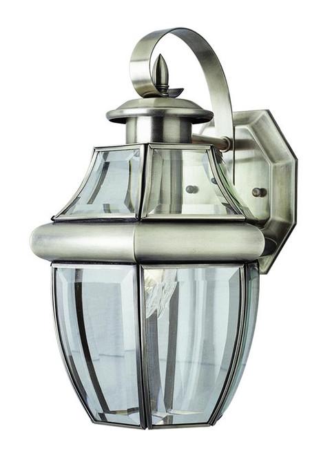 "Glasshouse 13"" Wall Lantern -  4310"