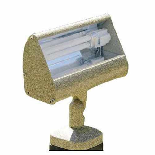 120V 13w Extruded Aluminum Fluorescent Rectangular Floodlight - FFL-13 - Focus Industries