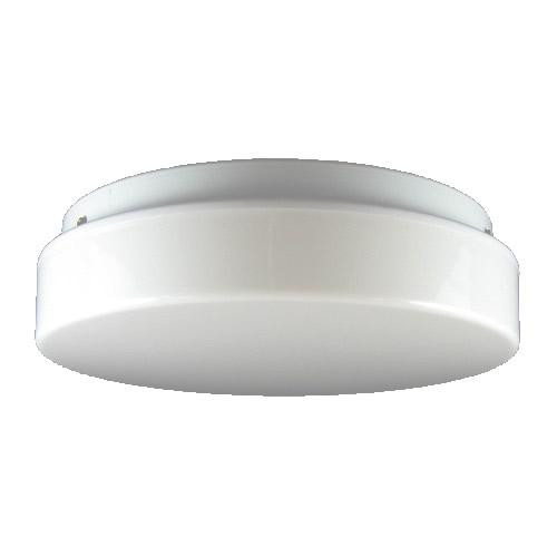 "11"" Commercial Ceiling/Wall Drum Light 10E11"
