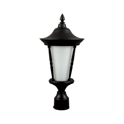 120V Fluorescent Post Top Light - GM113 - DABMAR