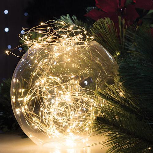 LED Angel Garland Lights - Mini Garland Lights - 12V 6FT