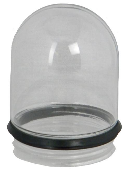3 Tier Pagoda Clear Glass Jar PAT3R-GJC