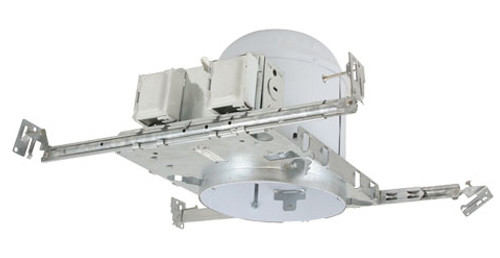 "120v 6"" Non-IC New Construction Recessed Can Housing - CH7T"