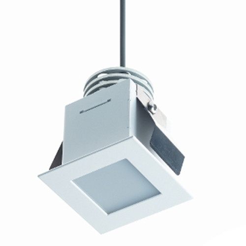 12V 3w LED Recessed Square Down Light - QUAD1.2