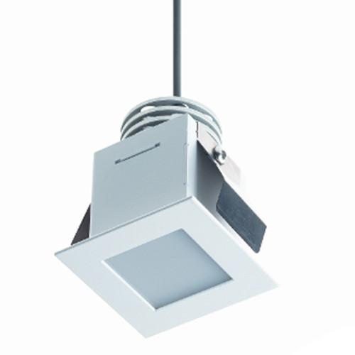 12V 3w LED Recessed Square Down Light - QUAD1.2