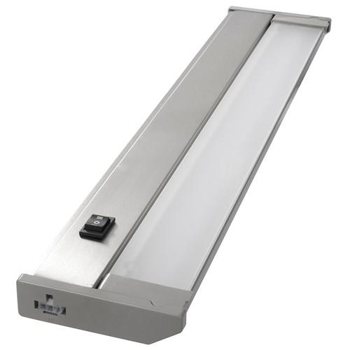 """Dimmable LED Under Cabinet Lighting 18"""" - AQUC18 - 120V LED Light Bar (Energy Star Pending)"""