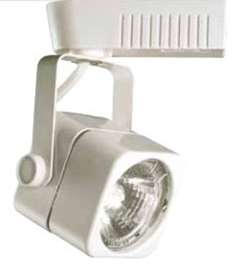 White 12V Soft Square Track Light CTV105