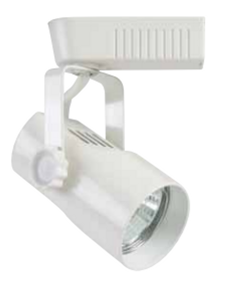 White 12V Telescopic Track Light CTV113